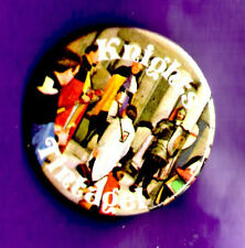 Tintagel - Knights of the Round Table  - Button Badge 1980's