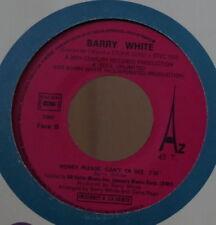 BARRY WHITE NEVER NEVER GONNA GIVE YA UP PROMO FRENCH SP Az 1973