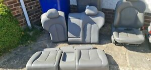 Mercedes clk electric leather seats and door cards W209 C209
