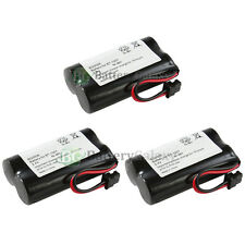 3 Cordless Home Phone Rechargeable Battery for Uniden BT-1007 BT-904 1,000+SOLD