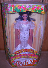 #8191 NRFB Mattel Philippines Filipina Santacruzan Reyna Justicia Barbie Foreign