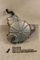 Triumph Rocket III 2005 Engine Motor Rear Alternator Stator Flywheel Cover