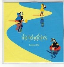 (CZ809) The Penelopes, Summer Life - 2012 DJ CD
