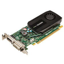 Nvidia Quadro K600 Low Profile 1GB PCIe x16 DVI DisplayPort GPU Graphics Card