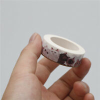 Washi Tape Packed With Paper Tape Onlookers Cats May Tear Tape*15mm*10cm SP