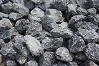 Bruchstein grau 50-100 mm, 25 kg Sack, Splitt Gabionenfüllung Gabione Ziersplitt