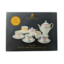 Disney Princess Tea Set 11 Pieces - Bone China