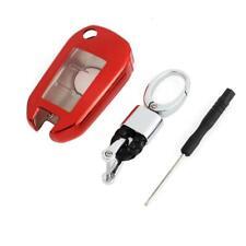 3 Buttons Flip Key Case Cover for Vauxhall Opel Astra Insignia Corsa Mokka Adam