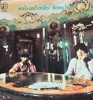 Seals & Crofts – Down Home Vinyl Record 33 RPM LP 12 TA 5004