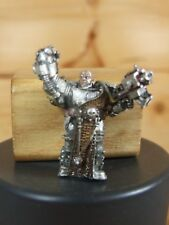 Metal limited Warhammer Gamesday 2005 Space Marine Capitaine avec powerfist (1612)