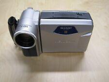 Sharp Viewcam Vl-A111U Video 8 Camcorder