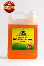 ROSEHIP SEED OIL UNREFINED ORGANIC EXTRA VIRGIN COLD PRESSED PREMIUM PURE 7 LB