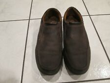 Dockers 7.5M Brown Leather Walking Sneaker Active Balance  Mens