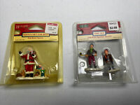 Christmas Village 92284 Santas Gift for Billy Sack of Toys Lemax RETIRED NIB
