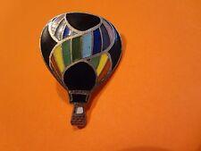 Pin, Ballonpin, Ballon, Balloon, Ohne Werbung, 33x24mm
