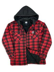 Buffalo Outdoors® Men's Sherpa Lined Fleece