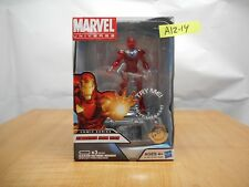 MINT! MARVEL EXTREMIS IRON MAN COMIC SERIES LIGHT UP BASE AVENGERS ASSEMBLE  A12