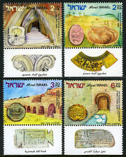 Israel 1585-1588 tabs, MNH. Ancient Water Systems, 2005