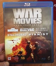 War Movies Vol 2 (5 Classic Movies). The Pianist, The Bridge On The River Kwai