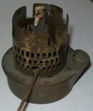 Antique Oil Lamp Burner with Spout - Kerosene - Do You Know What This Is ?