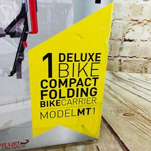 Allen MT-1 Ultra Deluxe Compact Folding 1-Bike Carrier Transportation