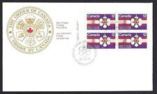 Canada    # 736 ULpb    ORDER OF CANADA MEDAL    New 1977 Unaddressed