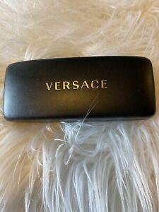 Versace Original Black Hard Glasses Case