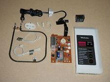 Betty Crocker bread machine Control Panel PCB Fuse Sensor Element Cord BC-1692