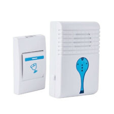 Digital Wireless Chime Door Bell Doorbell & Remote Control 32 Chime Adjustable