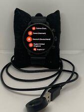 Fossil Gen 4 FTW4018 Men's Black Silicone Digital Dial Wrist Smart Watch NA252