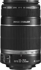 Obiettivi zoom Apertura massima F/4.0 Lunghezza focale 55-250mm per fotografia e video