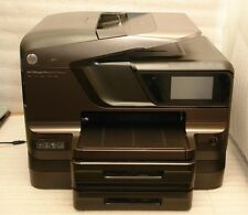 HP Officejet pro 8600 Premium E-All-in-One Wireless Color Printer Scan 2nd Tray