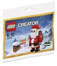 Lego 30478 Jolly Santa Claus Christmas  poly bag