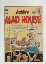 ARCHIE'S MAD HOUSE #27 VG/F, first Sabrina The Teen Age Witch cover, Dan DeCarlo