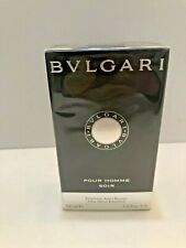 BVLGARI  SOIR POUR HOMME AFTER SHAVE EMULSION 3.4 OZ / 100 ML NEW IN BOX