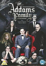 The Addams Family  DVD New & Sealed