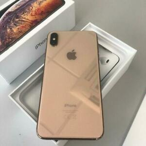 Good As New! Apple iPhone XS 256GB Gold - Factory Unlocked