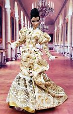 Victorian Evening Dress Outfit Gown Silkstone Barbie Fashion Royalty Candi FR 2