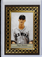 Stan Musial 2010 Monarch Corona Fan Club Series Limited Edition 32 of 300.