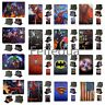 Super Heros Universal Leather Folio Flip Cover Case For Samsung Galaxy Tablets