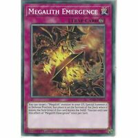 IGAS-EN072 Megalith Emergence | 1st Edition Common YuGiOh Trading Card Game TCG