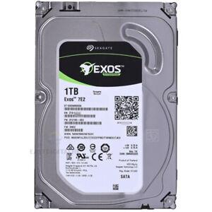 ST1000NM0008 SEAGATE Exos 7E2 1TB 7.2K 128MB SATA III 3.5'' Hard Drive New
