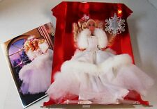 1989 Happy Holidays Barbie Doll (Special Edition) (NO BOX)