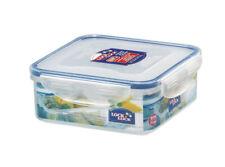 Lock & 870ml Carré Rangement Nourriture Récipient Plastique Box sans Bpa Cuisine