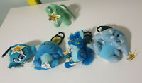 NEOPET PLUSH TOYS X5 MCDONALDS 2000S GROUP LOT 4
