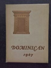 1947 Dominican Academy Yearbook, New York City, All Girls' Catholic School