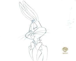 Warner Brothers--Original Production Drawing-Bugs Bunny