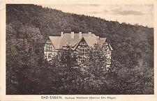 BG24732 bad essen kurhaus waldhotel  germany