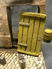 1/35 Scale ~ Assorted Doors (4 Pack) Resin - diorama building accessories