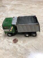 vintage ERTL kenworth Toy Dump Semi Truck Die Cast Metal